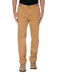 Fred Mello Casual Pants Ocher