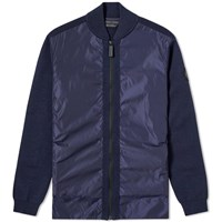 Canada Goose Winbridge Zip Knit Blue