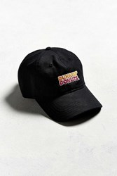 Urban Outfitters Dunkin' Donuts Baseball Hat Black