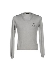 Grifoni Sweaters Light Grey