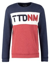 Tom Tailor Denim Sweatshirt Night Sky Blue Dark Blue
