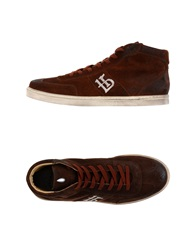 Botticelli Sport Limited Botticelli Limited High Tops And Trainers Brown