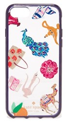 Kate Spade New York Jeweled Souk Iphone 7 Case Clear Multi