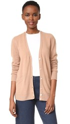Equipment Sullivan Cashmere Cardigan Camel