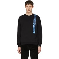 Cottweiler Black Harness Sweatshirt