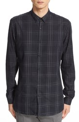 The Kooples Men's Check Woven Shirt
