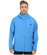 The North Face Venture Jacket Clear Lake Blue Heather Women's Coat
