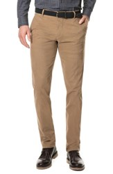 Rodd And Gunn Harper Fitchett Custom Fit Chinos Camel