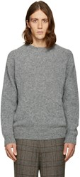Noah Grey Cross Country Sweater