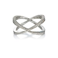 Cathy Waterman Infinity Ring