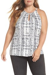 Tart Plus Size Toni Print Top Solarized Croco