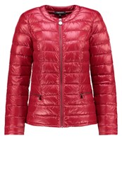 Morgan Gatop Down Jacket Rouge Red