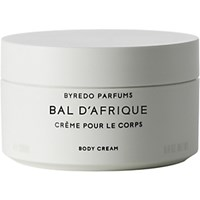 Byredo Women's Bal D'afrique Body Cream 200Ml No Color