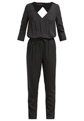Tom Tailor Denim Jumpsuit Black