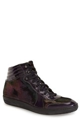 Men's Mezlan 'Bordeau' Sneaker Grape