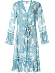 We Are Kindred Mia Shirtdress Blue