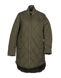 Elvine Jackets Military Green