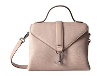 Ecco Isan Crossbody Rose Dust Cross Body Handbags Pink