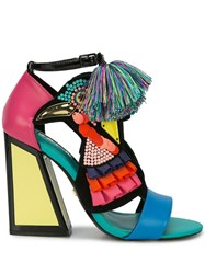 Kat Maconie Aya Sandals Multicolour