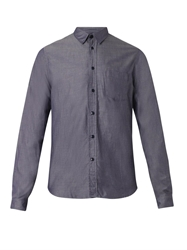 Folk Smart Cotton Shirt