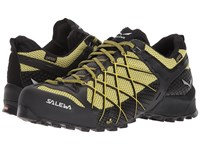 Salewa Wildfire Gtx Black Out Mimosa Shoes Yellow