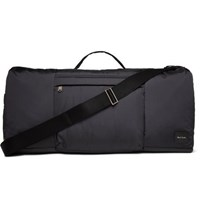 Paul Smith Leather Trimmed Shell Holdall Navy