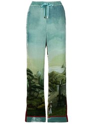 F.R.S For Restless Sleepers Ettore Trousers Blue