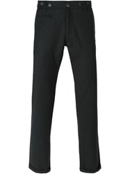 Barena Straight Leg Trousers Grey