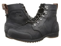Sorel Ankeny Mid Hiker Black Tobacco Men's Boots