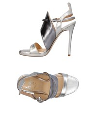 Icone Sandals Silver