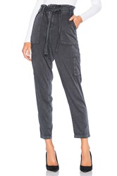 Splendid Scout Cargo Pant Gray