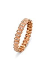 Women's Bony Levy Diamond Oval Stacking Ring Nordstrom Exclusive