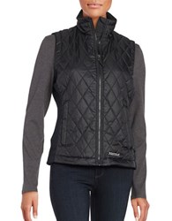 Marmot Kitzbuhel Diamond Quilted Vest Black