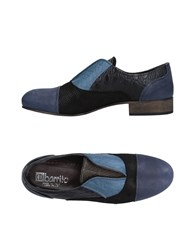Ebarrito Loafers Blue