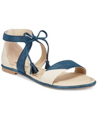 Rialto Robyn Lace Up Flat Sandals Women's Shoes