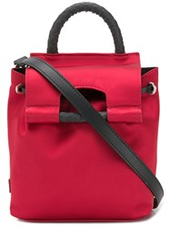 Corto Moltedo Mini Priscilla Backpack Red