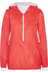 Falke Ergonomic Sport System Packaway Shell Jacket Orange