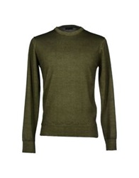 Seventy Sweaters Military Green