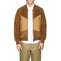 Goldwin Fleece Jacket Camel