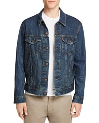 Levi's Sequoia King Denim Trucker Jacket Blue