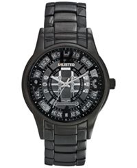 Unlisted Men's Gunmetal Tone Bracelet Watch 42Mm 10025621 Only At Macy's