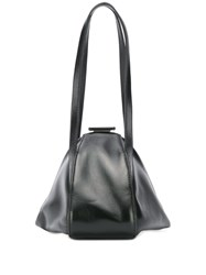 Rodo Triangle Tote Black