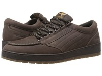 Allrounder By Mephisto Alinto Dark Brown Waxy N Men's Lace Up Casual Shoes