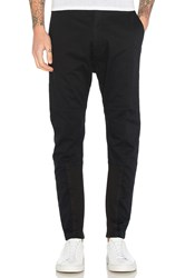 Helmut Lang Back Strap Trousers Black