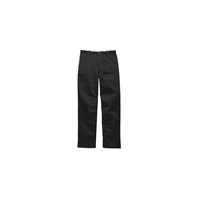 J.Crew Unhemmed Essential Chino In Classic Fit Black