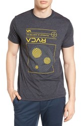 Rvca Men's System Graphic T Shirt