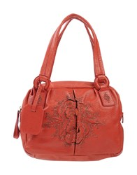 Ermanno Scervino Street Handbags Red