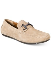 Alfani Men's James Suede Drivers With Bit Only At Macy's Men's Shoes Sand