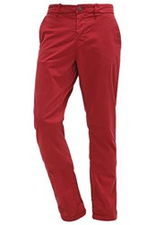 Only And Sons Onssharp Chinos Rosewood Red