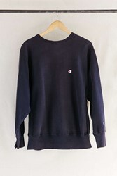 Urban Renewal Vintage Champion Black Sweatshirt Assorted